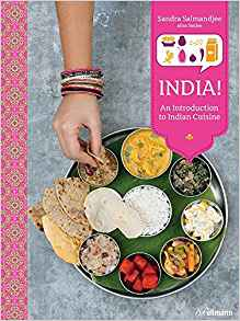 India!: Recipes from the Bollywood Kitchen