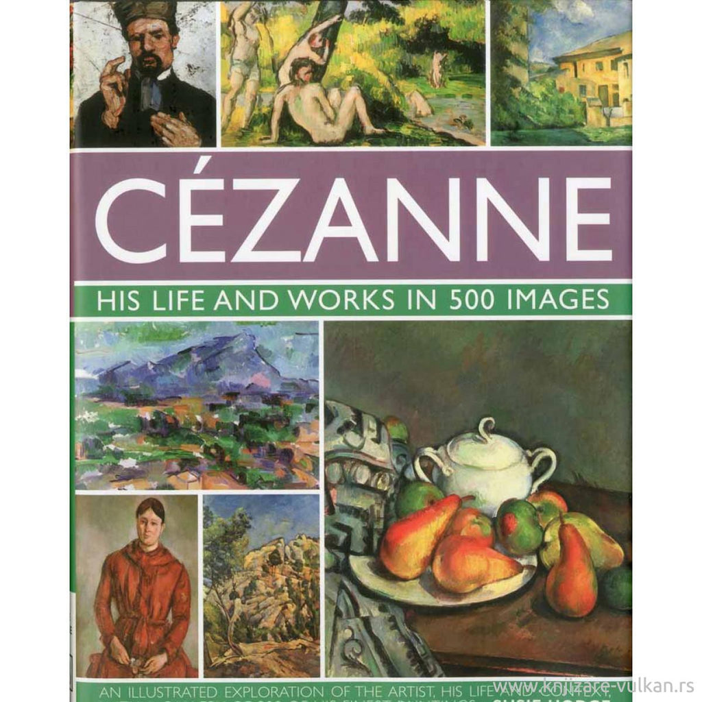 anness: the life & works of cezanne