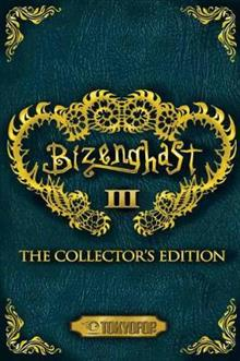 Bizenghast: The Collector's Edition Volume 3 Manga
