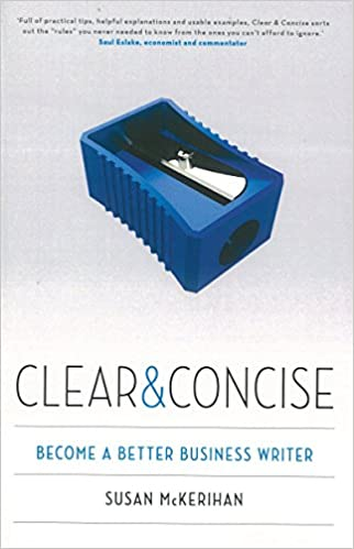Clear & Concise: Become a better business writer