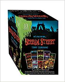 Scream Street Box Set  13 Books