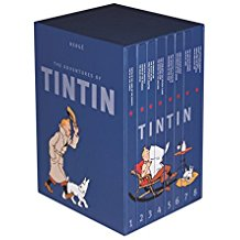 The Tintin Collection (The Adventures of Tintin - Compact Editions