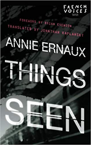 Things Seen (French Voices)