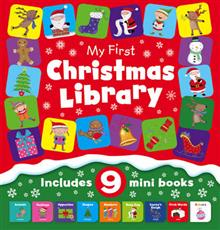 My First Christmas Library