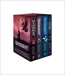 The Divergent Series Box Set 4 Books
