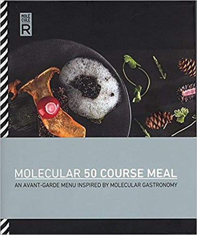 Molecular 50 Course Meal