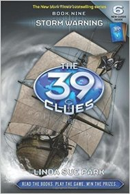 39 Clues : Storm Warning Book 9