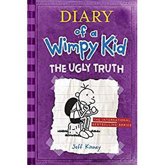 Diary of a Wimpy Kid The Ugly Truth Book 5