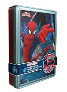 Marvel Ultimate Spider-Man Happy Tin