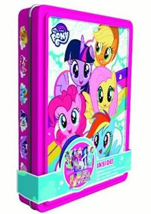 My Little Pony Happy Tin
