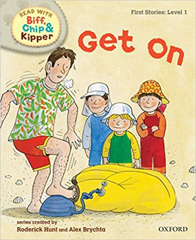 Get On (Read with Biff, Chip, and Kipper: First Stories, Level 1)