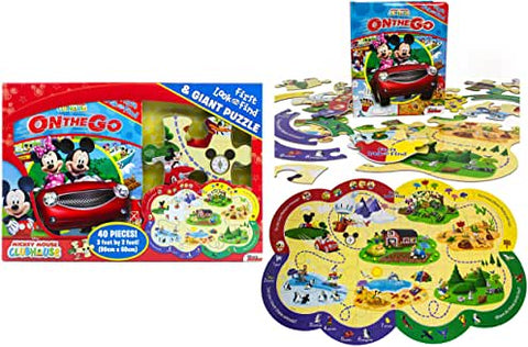 Mickey Mouse Clubhouse On the Go Puzzle