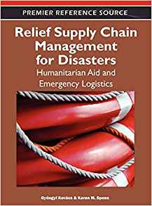 Relief Supply Chain Management for Disasters: Humanitarian Aid and Emergency Logistics