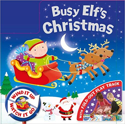 Busy Elf`s Christmas