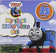 Thomas and Friends Storytime Box Set 35 Books
