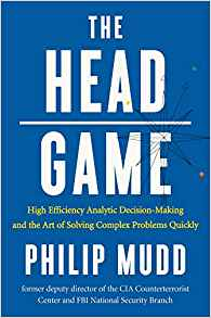 The HEAD Game: High-Efficiency Analytic Decision Making
