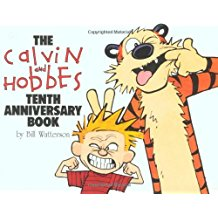Calvin & Hobbes Books, Tenth Anniversary Book