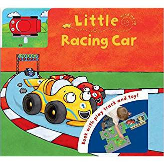 Little Racing Car (Busy Day Board Book