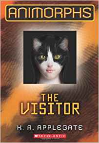 Animorphs The Visitor Book 2