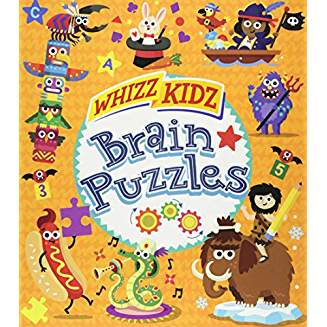 Whizz Kidz: Brain Puzzles