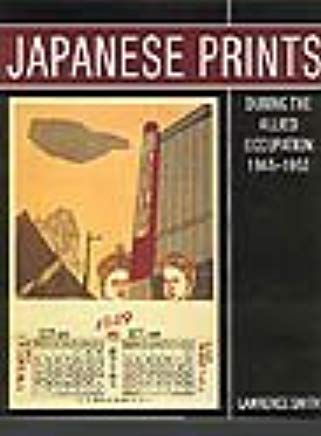 Japanese Prints During the Allied Occupation 1945-1952: Onchi Koshiro,