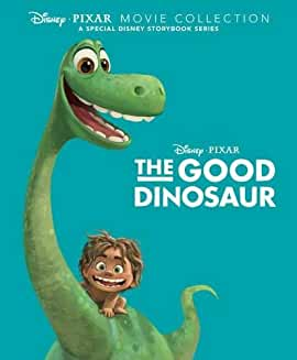 Disney Pixar Movie Collection The Good Dinosaur