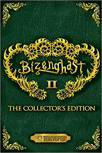 Bizenghast The Collector's Edition Volume 2 Manga