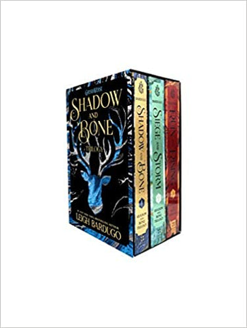 The Shadow and Bone Trilogy Boxed Set: Shadow and Bone, Siege and Storm, Ruin and