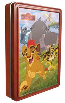 Disney Junior The Lion Guard Happy Tin