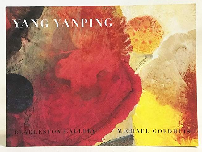 An Exhibition of Paintings by Yang Yanping. 1998. Paper.