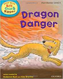 Dragon Danger  First Stories, Level 4)