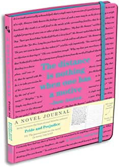 A Novel Journal: Pride and Prejudice