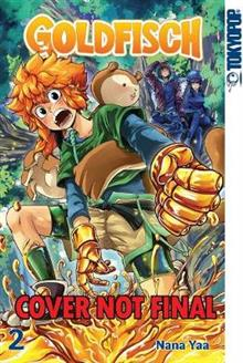 Goldfisch Volume 2 Manga (English)