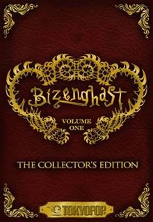 Bizenghast The Collector's Edition Volume 1 Manga