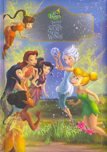 Disney Tinker Bell and the Secret of the Wings