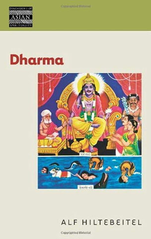 Dharma (Dimensions of Asian Spirituality)