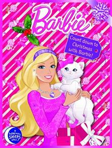 Countdown to Christmas with Barbie: How Many Sleeps Until