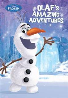 Disney Frozen Olaf's Amazing Adventures