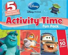 Disney Activity Time Fun Pack