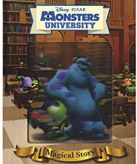 Disney Monsters University Magical Story