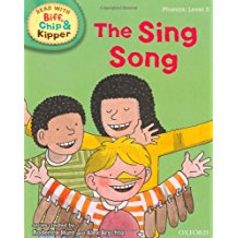 Read with Biff, Chip, and Kipper: Phonics: Level 3: The Sing Song