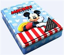 Disney Mickey Mouse Happy Tin