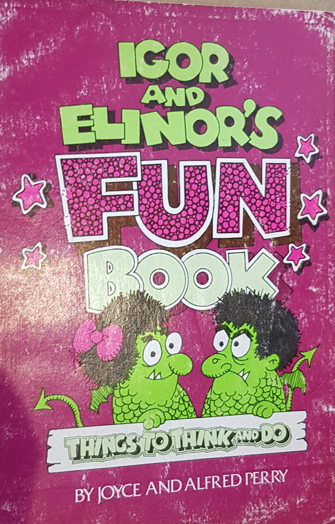 Igor and Elinor's Fun Book