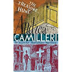 Camilleri The Treasure Hunt The Inspector Montalbano Mysteries