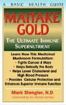 Maitake Gold 404: The Ultimate Immune Supernutrient