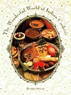 Wonderful World of Indian Cookery,