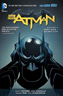 Batman Secret City Volume 4