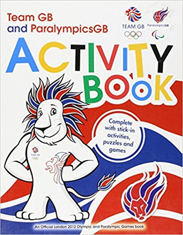Team GB and ParalympicsGB Activity Book