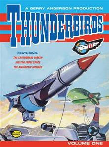 Thunderbirds Comic: Volume 1