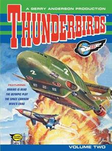 Thunderbirds Comic: Volume 2